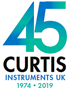 45 years Curtis INSTRUMENTS, UK